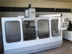 1994 Haas VF-3 4-Axis CNC VMC s/n 3116 w/ Haas Controls, 20-Station ATC, 40 Taper, SOLD AS IS