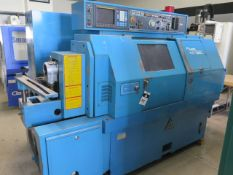 Miyano BND-34C CNC Live Turret Turning Center s/n BD30009C w/ Fanuc series 0-T Controls, SOLD AS IS