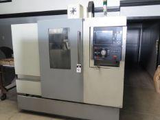 2007 XYZ Tools / King Tools KR-MF710 CNC VMC s/n SMT00091 w/ XYZ Tools CNC Controls, SOLD AS IS