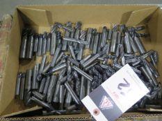Carbide Endmills(SOLD AS-IS - NO WARRANTY)