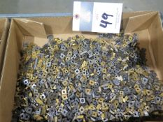 Used Carbide Inserts (SOLD AS-IS - NO WARRANTY)
