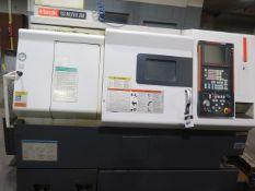 DEC/2005 Mazak Quick Turn NEXUS 250 mdl. QTN-250 CNC Turning Center s/n 180558 w/ Mazatrol 640T