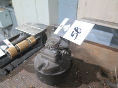 Center Hole Drilling Fixture (SOLD AS-IS - NO WARRANTY)