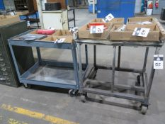 Shop Carts (2) (SOLD AS-IS - NO WARRANTY)