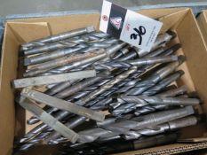 Taper-Shank drills (SOLD AS-IS - NO WARRANTY)