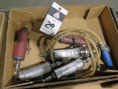 Pneumatic Pin Grinders (5) (SOLD AS-IS - NO WARRANTY)