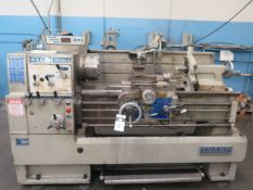 """2003 Sharp 1640LV 16"""" x 40"""" Gap Bed Lathe s/n 2905217 w/ 20-2000 DVS Digital Variable, SOLD AS IS"""
