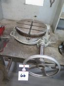 "16"" Rotary Table (SOLD AS-IS - NO WARRANTY)"