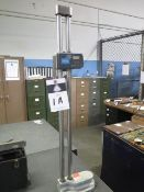 """Fowler 24"""" Digital Height Gage (SOLD AS-IS - NO WARRANTY)"""