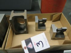 Angle Plates (SOLD AS-IS - NO WARRANTY)