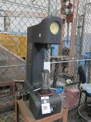 Service Diamond Rockwell Hardness Tester (SOLD AS-IS - NO WARRANTY)