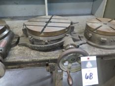 "News 12"" Rotary Table (SOLD AS-IS - NO WARRANTY)"