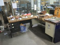 Tables and Desks (SOLD AS-IS - NO WARRANTY)