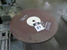 "20"" Abrasive Cutoff Wheels (SOLD AS-IS - NO WARRANTY)"