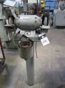 "Stanley 8"" Pedestal Grinder (SOLD AS-IS - NO WARRANTY)"