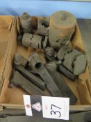 Lathe Tooling (SOLD AS-IS - NO WARRANTY)