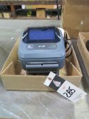 Zebra ZP450 Label Printer (SOLD AS-IS - NO WARRANTY)