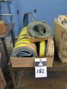 """1 1/2"""" x 60"""" Sanding Belts (SOLD AS-IS - NO WARRANTY)"""