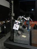 Starrett Webber mdl. 25 Inspection Gage (NEEDS EYE PIECE) (SOLD AS-IS - NO WARRANTY)