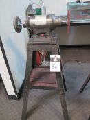 "Central Machinery 6"" Pedestal Buffer (SOLD AS-IS - NO WARRANTY)"