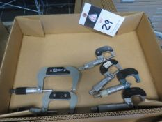 Inport OD Mics (6) (SOLD AS-IS - NO WARRANTY)