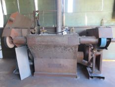 """Buff-Co Polishing Mill w/ 4"""" Belt Sander (SOLD AS-IS - N0 WARRANTY)"""