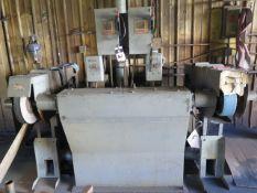 """Polishing Mill w/ 4"""" Belt Sander (SOLD AS-IS - N0 WARRANTY)"""