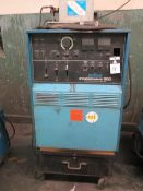 Miller Syncrowave 300 AC/DC Arc welding Power Source s/n JF911015 (SOLD AS-IS - N0 WARRANTY)