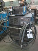 Miller CP-302 CV-DC Arc Welding Power Source s/n KG295846 w/ S-22A Wire Feeder (SOLD AS-IS - N0
