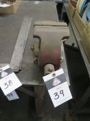 "5"" Bench Vise (SOLD AS-IS - N0 WARRANTY)"