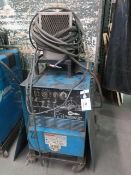 Miller Syncrowave 250 CC-AC/DC Arc Welding Power Source (NEEDS REPAIR) w/ Cooler (SOLD AS-IS - N0