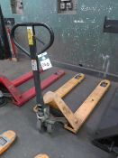 Pallet Jack (SOLD AS-IS - NO WARRANTY)
