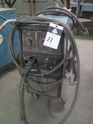 Miller Millermatic 250 CV-DC Arc welding Power Source and Wire Feeder (SOLD AS-IS - N0 WARRANTY)