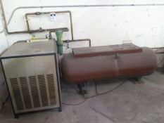 Pneumatech Refrigerated Air Dryer w/ Oil/Water Seperator and 80 Gallon Tank SOLD AS-IS
