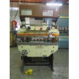 "DiAcro 14-48-2 14GA x 48"" Hydrapower Press Brake s/n 6820583905 w/ 48"" Bed Length, SOLD AS IS"