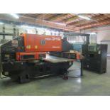 2000 Amada PEGA-345 mdl. PEGA304050 30 Ton 58-Station CNC Turret Punch Press s/n AQ450346,SOLD AS IS