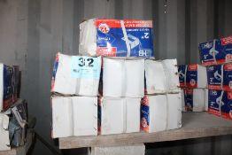 "(9) BOXES OF HOHMANN & BARNARD HB 213 2"" ADJUSTABLE VENEER ANCHORS 175 PER BOX"
