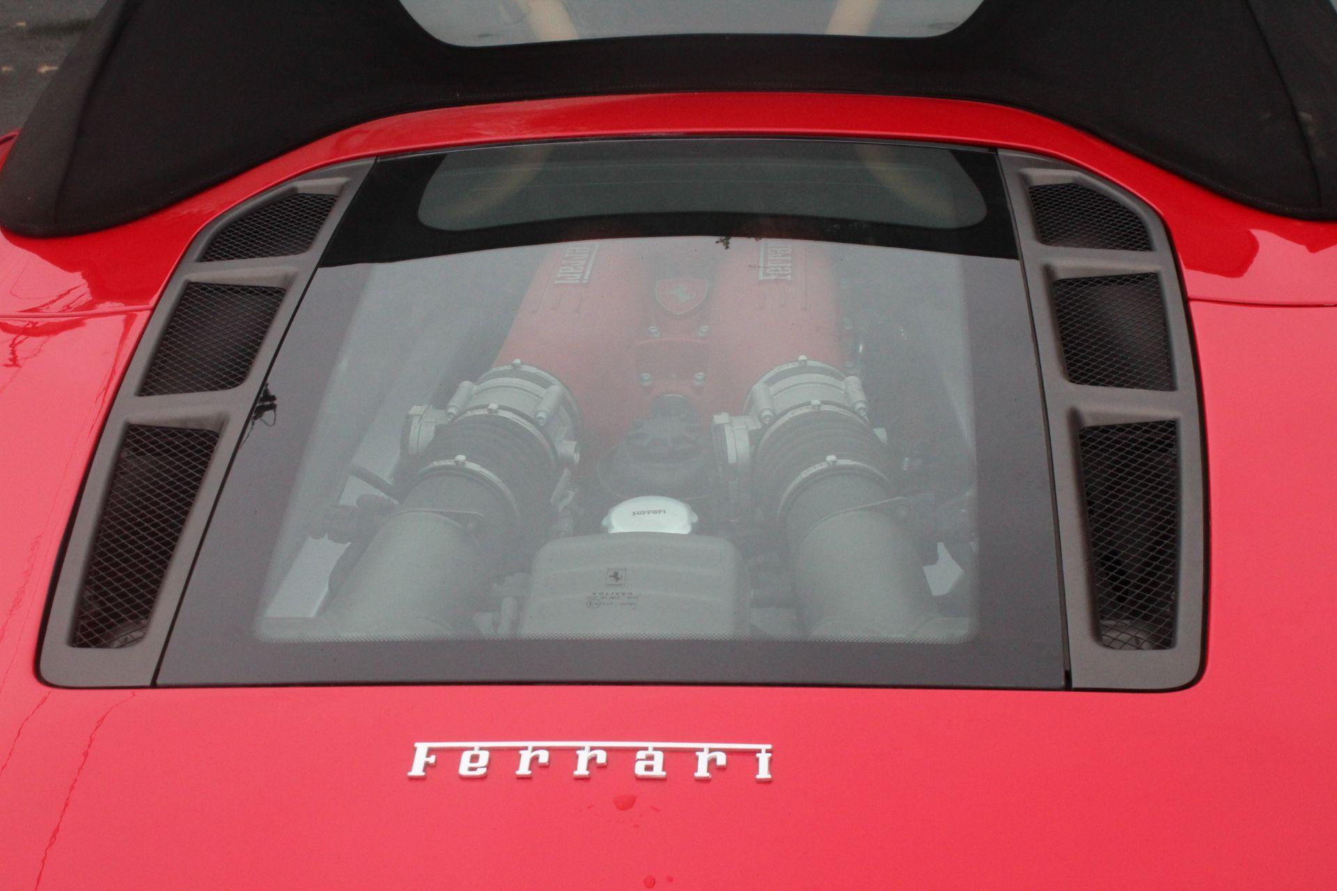 Lot 24 - 2007 FERRARI F430 SPIDER CONVERTIBLE, 4.3L V-8, AUTO. WITH PADDLE SHIFTERS, VIN ZFFEW59A470155563,