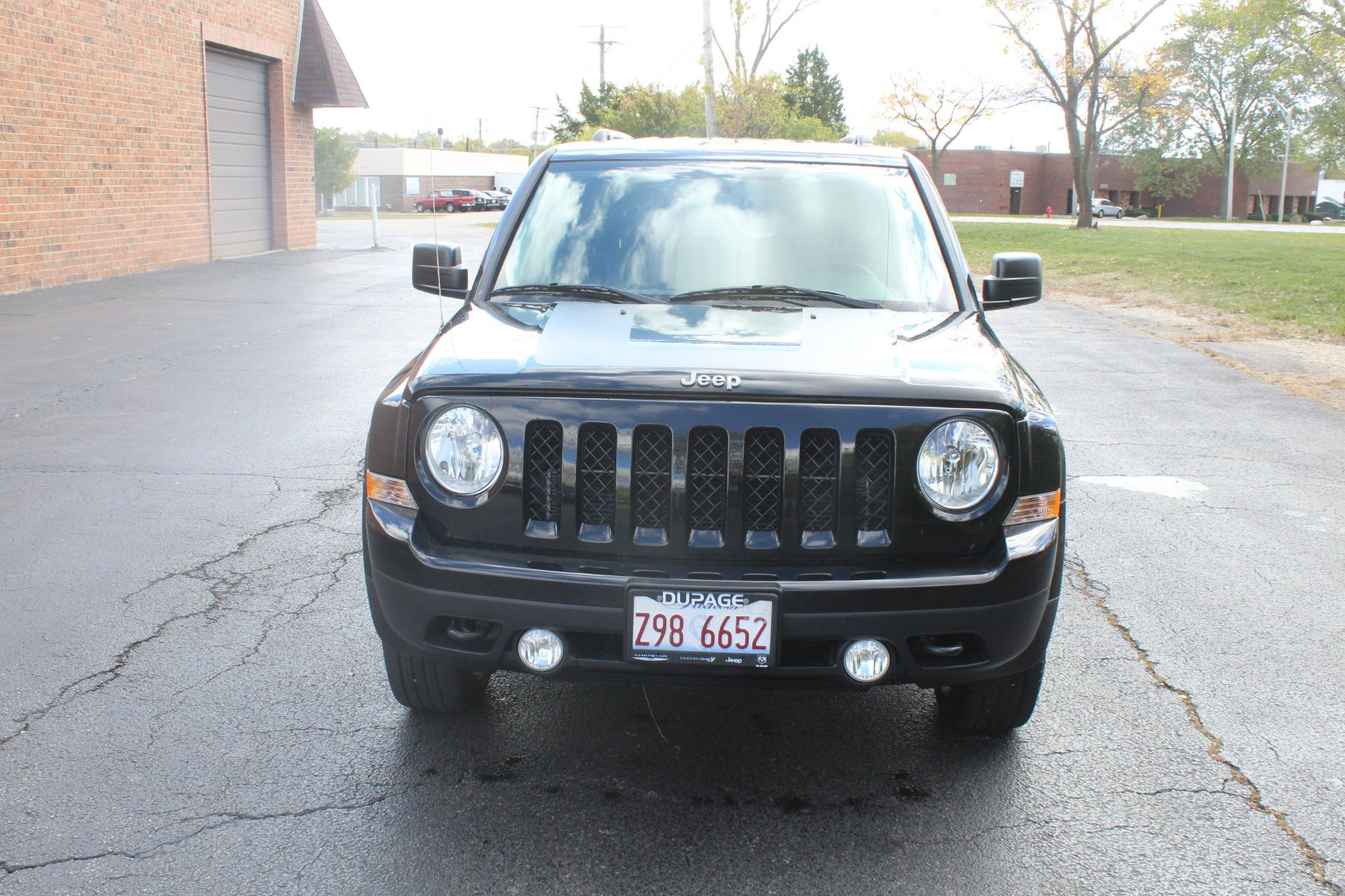 Lot 22 - 2016 JEEP PATRIOT SPORT
