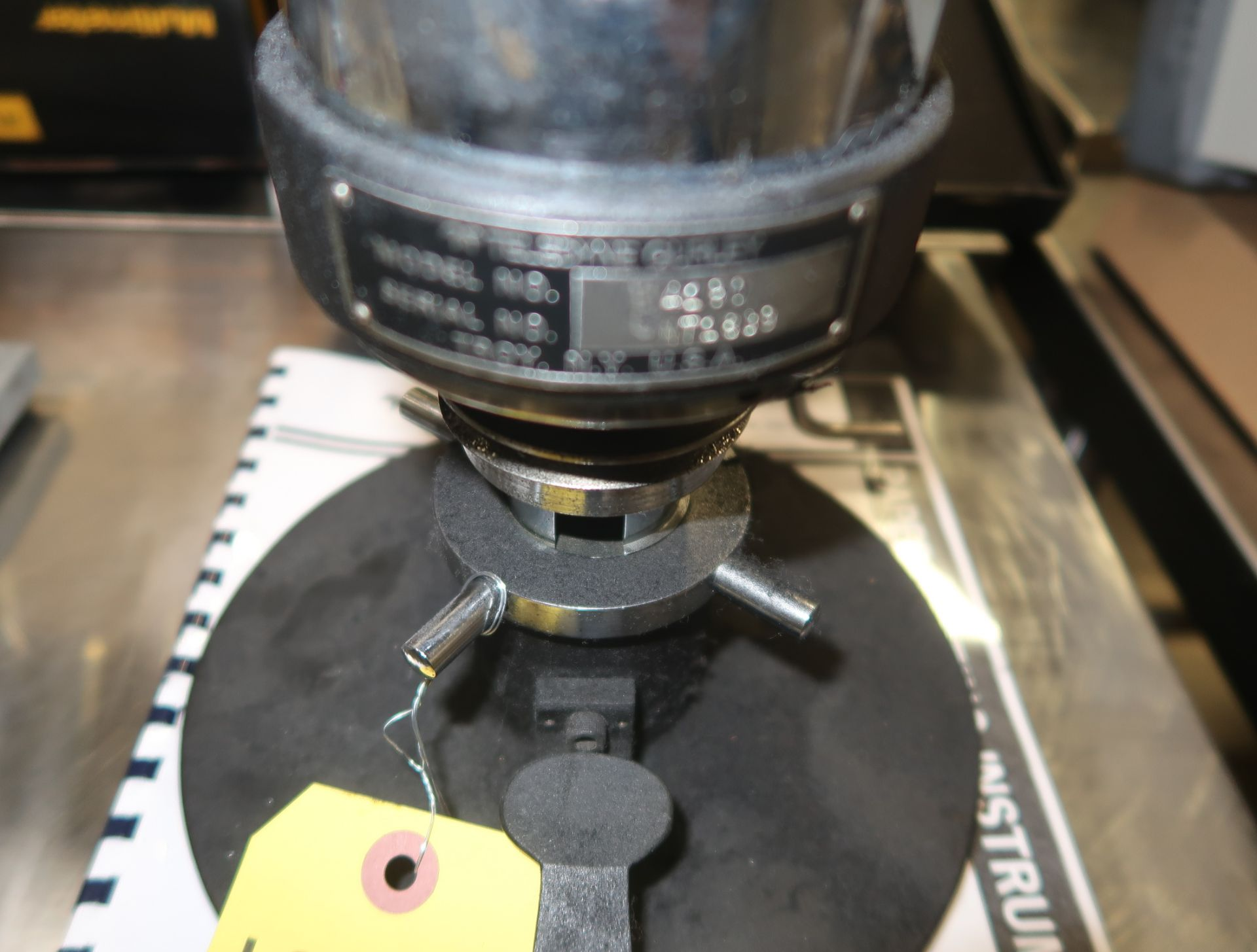 Lot 7 - TELEDYNE GURLEY MDL. 4190 PEROSITY TEST