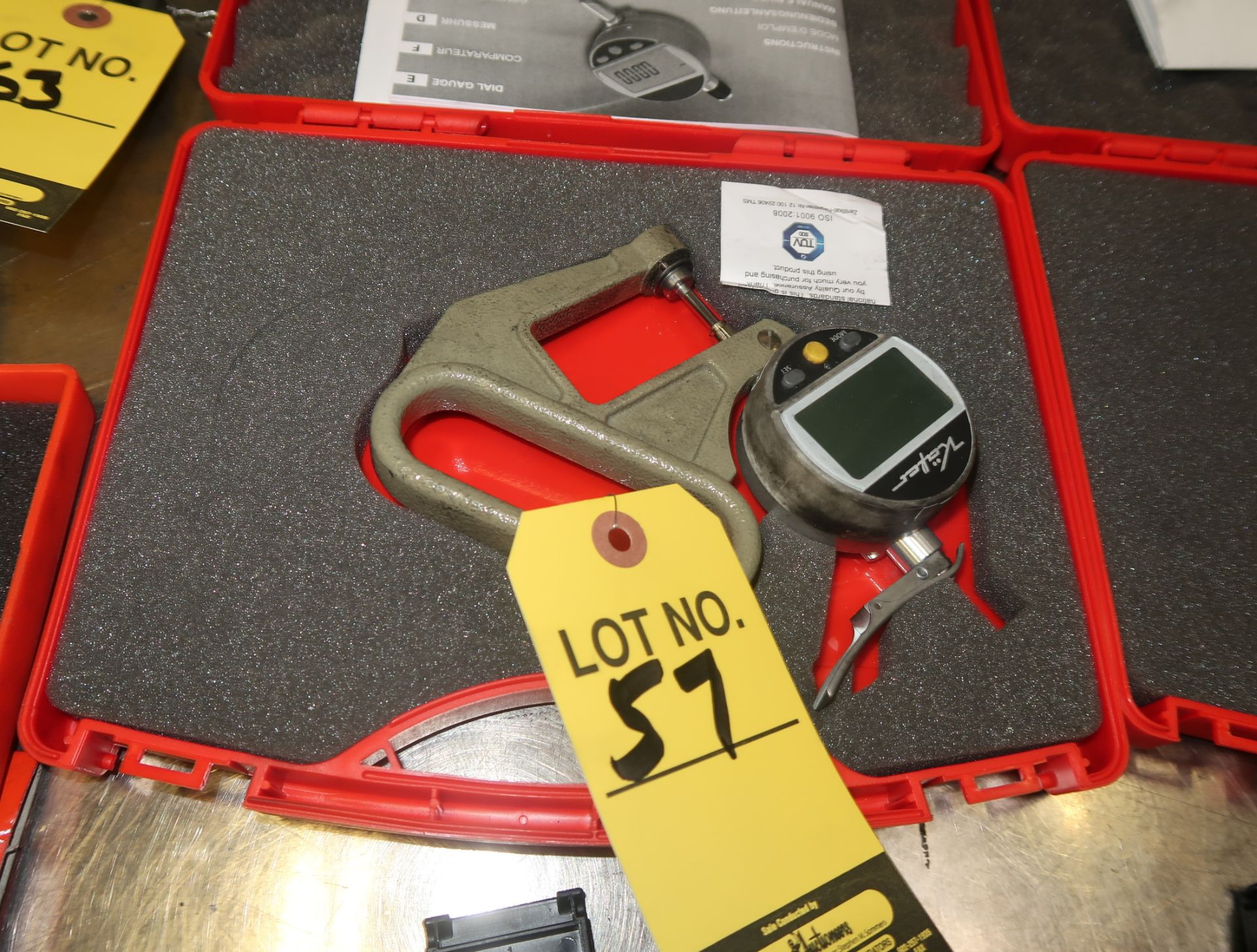Lot 57 - KAFER DIGITAL CALIPER