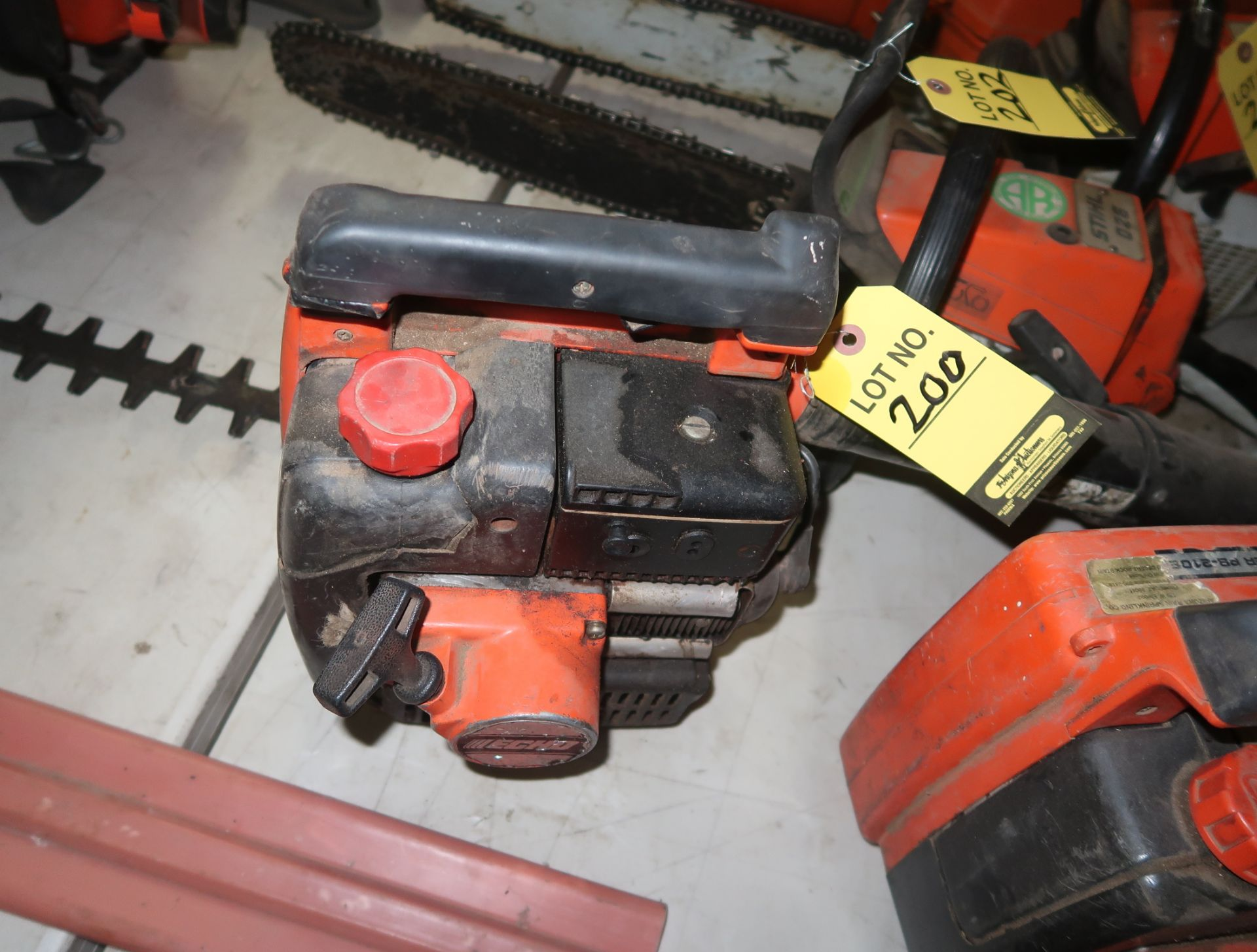 Lot 200 - ECHO POWER BLOWER