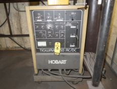 HOBART TIGWAVE 250 AC/DC TIG WELDER, NO BOTTLE 220V, 1PH