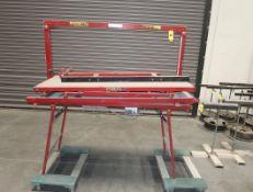 HOTWIRE DIRECT MITER CUT 5400 FOAM CUTTING MACHINE