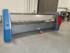 ROPER WHITNEY CNC AUTO BRAKE MDL. AB1216KT2 12 X 16GA SN. 101-12-07