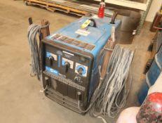 MILLER BOBCAT 250 AC/DC WELDE 11,000 WARR GENERATOR SN. MJ381407R