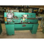 GRIZZLY GAP BED ENGINE LATHE SN. 0651368