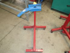 PITTSBURGH, HEAVY DUTY 1/2 TON ENGINE STAND (NEW)