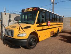 2009 THOMAS SCHOOL BUS VIN. 4UZABR0TXBCAT7158 MI. 68,625