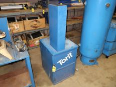 DONALDSON CO. TORIT DUST COLLECTOR MDL. 60CAB